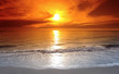 mer, écume, sable et soleil