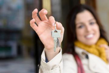 Home owner keys