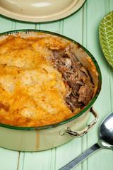 Spiced Lamb Pie