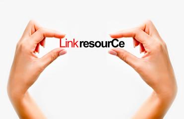 Link resource concept