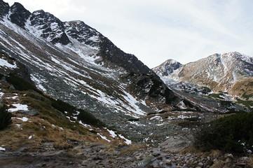 Rohače mountains, Western Tatras, Slovakia