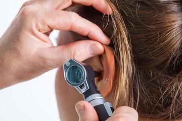 Hearing check-up