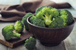 Fresh green broccoli - 59162097