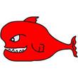Big Comic Fish
