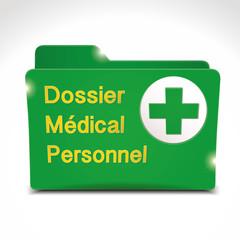dossier 3d : dossier médical personnel (cs5)
