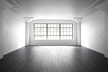 Empty City Apartment