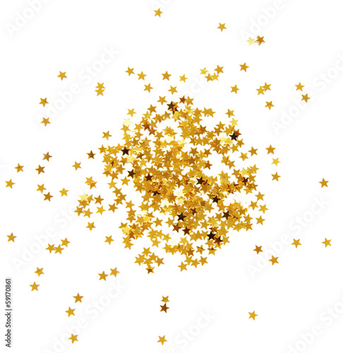 Papiers peints Carnaval Confetti stars