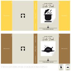 Copertine per libri di cucina