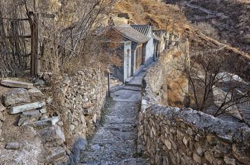 Famous Chuandixia Ming dynasty village near Beijing