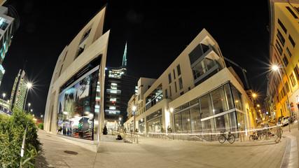 Milano - Porta Nuova - nuovi edifici di Corso Como