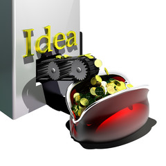 idea makes money