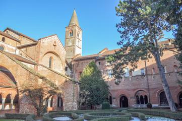 Staffarda Abbey