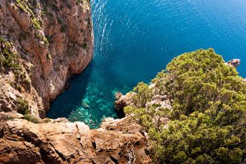 Sardegna, costa selvaggia nel Sulcis
