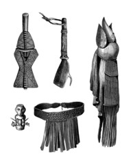 Traditional Ritual Wears - Black Africa