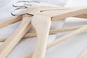 coat hanger isolated
