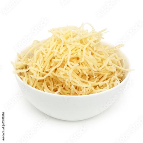 Papiers peints Produit laitier Fromage rapé - Grated cheese