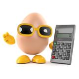 Egg calculator