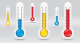 Fototapety Termometr