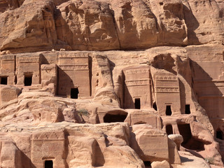 Jordan - Petra - Catacombs