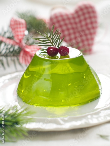 Peppermint jelly