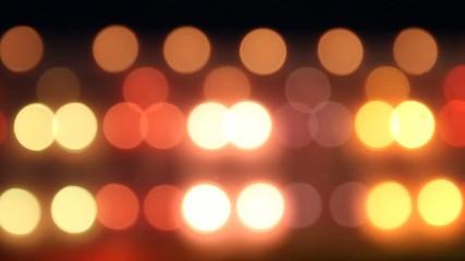 Luna park lights, Lights background bokeh