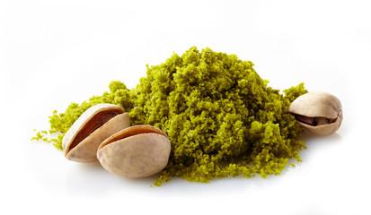 ground pistachios