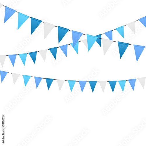 Party background vector illustration