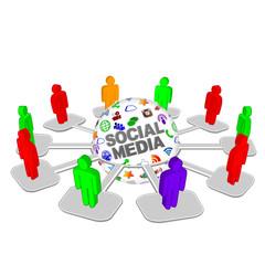 webinar network social media