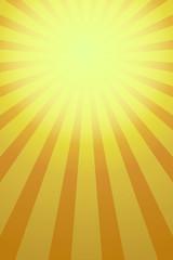 Strahlenhintergrund Sonne Vektor