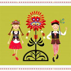 Polski strój ludowy