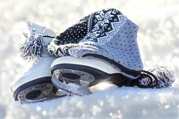 Beliebter Wintersport
