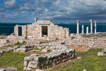Greek Basilica at Chersonesus
