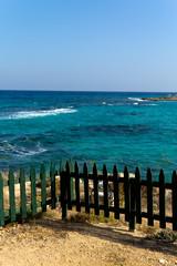 Sandstrand auf Zypern, Protaras - Famagusta