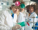 Bizarre chemist