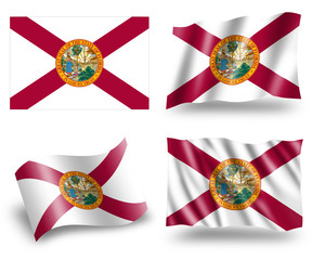 Flag of Florida State