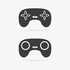 Vector gamepad set