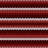 Seamless vector pattern with red stripes