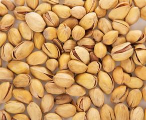 Salted pistachio - beer snack