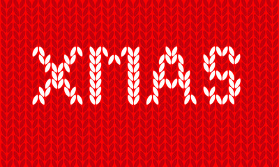 xmas wool texture background