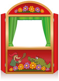 Punch And Judy Booth