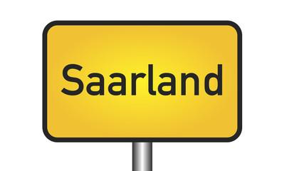 Saarland Sign