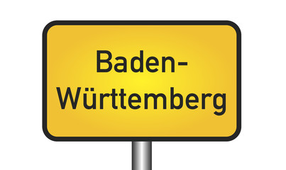 Baden-Württemberg Sign