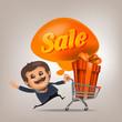 Sale. Vector format
