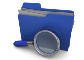 Search Folder - 3D