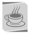 Coffee emblem