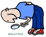 Look for solution