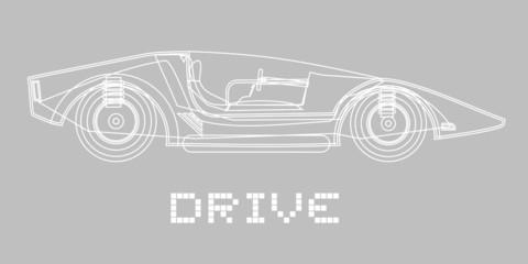 Elegant drive