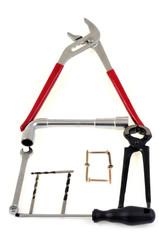 Les outils de la maison
