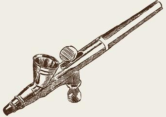 Airbrushpistole Airbrush Pistole