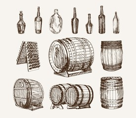 containers for beverages